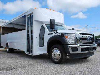 22 Passenger party bus rental Memphis