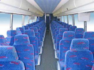 50 passenger Party bus Memphis