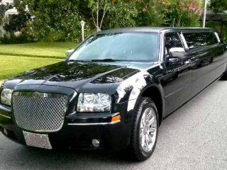 Chrysler 300 limo Memphis