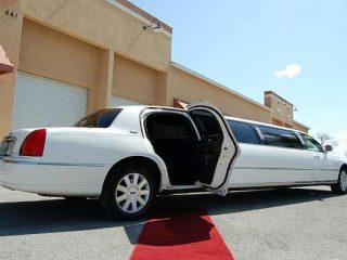 lincoln stretch limousine Memphis