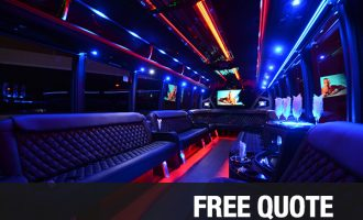 party buses for rental Memphis
