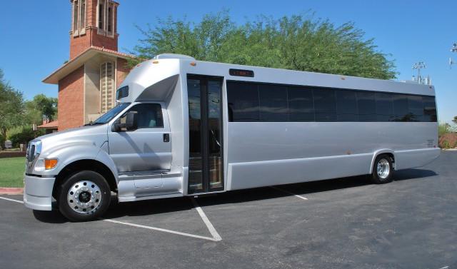 Memphis 40 Person Shuttle Bus