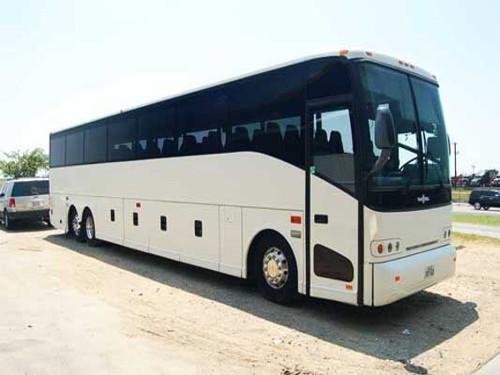 Memphis 56 Passenger Charter Bus